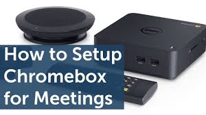 How To Record Chromebox for Meetings