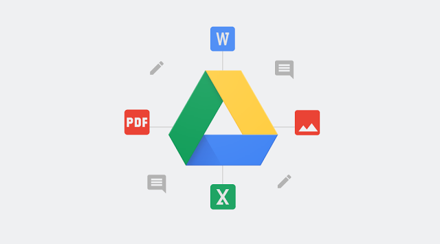 Google Drive makes collaboration easier with Microsoft Office and others
