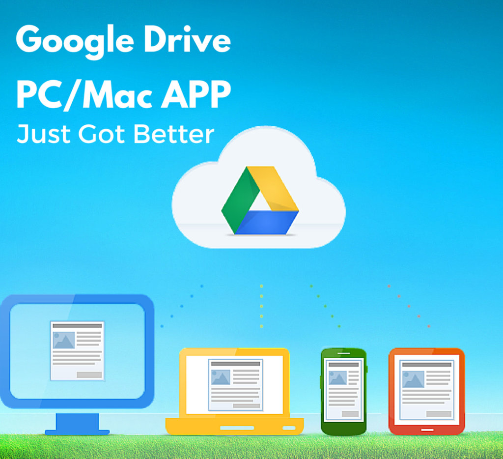 Google Drive Sync App is being replaced